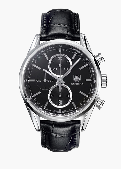 Tag Heuer Carrera Calibre 1887 Automatic Chronograph Image
