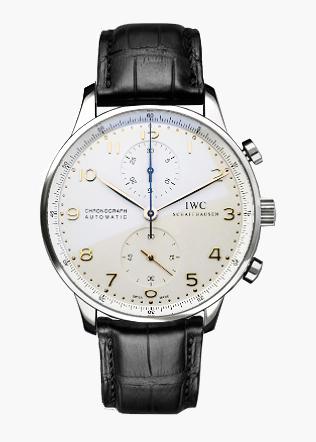IWC Portugieser Chronograph Image